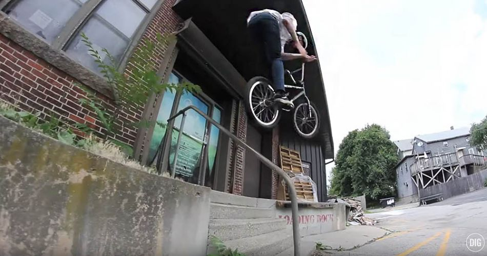 A Slice of New England: Bobby Proctor x Profile BMX