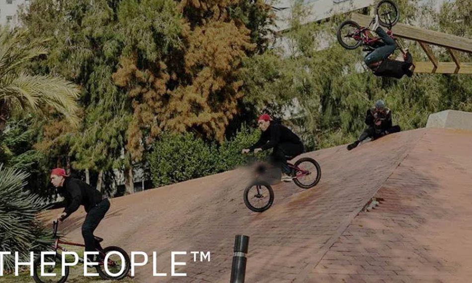DILLON LLOYD IS BUCK by Wethepeople BMX