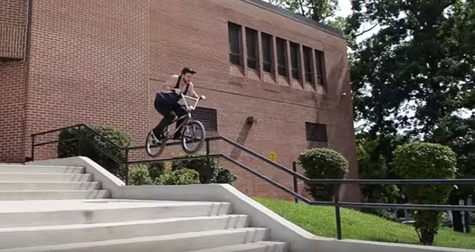 DAILY GRIND BMX: REROUTING - JEFF PURDY (FULL SECTION)