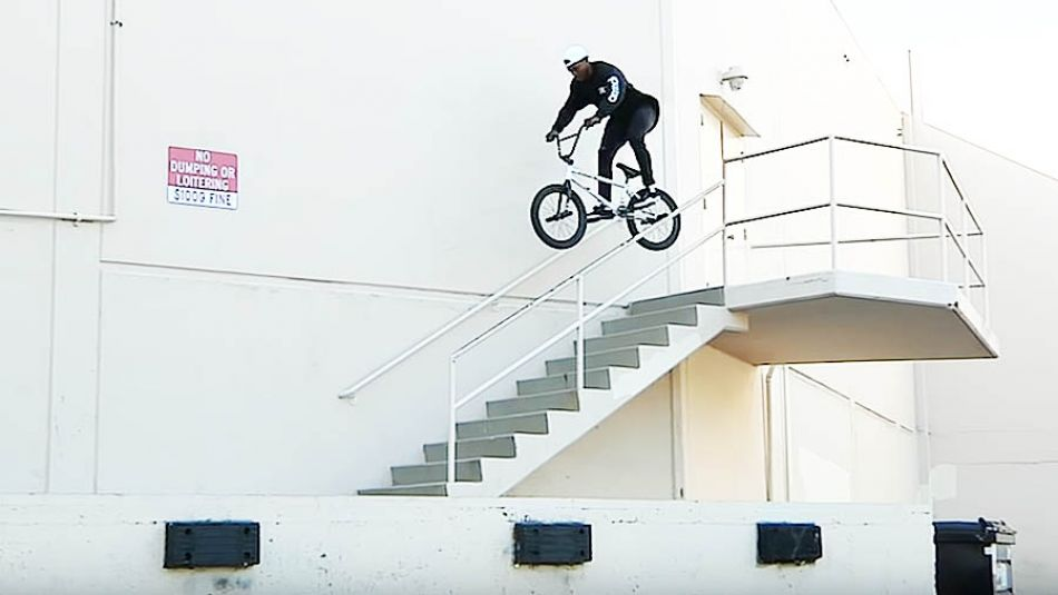 Volume BMX: Demarcus Paul - The War Horse V2 Frame