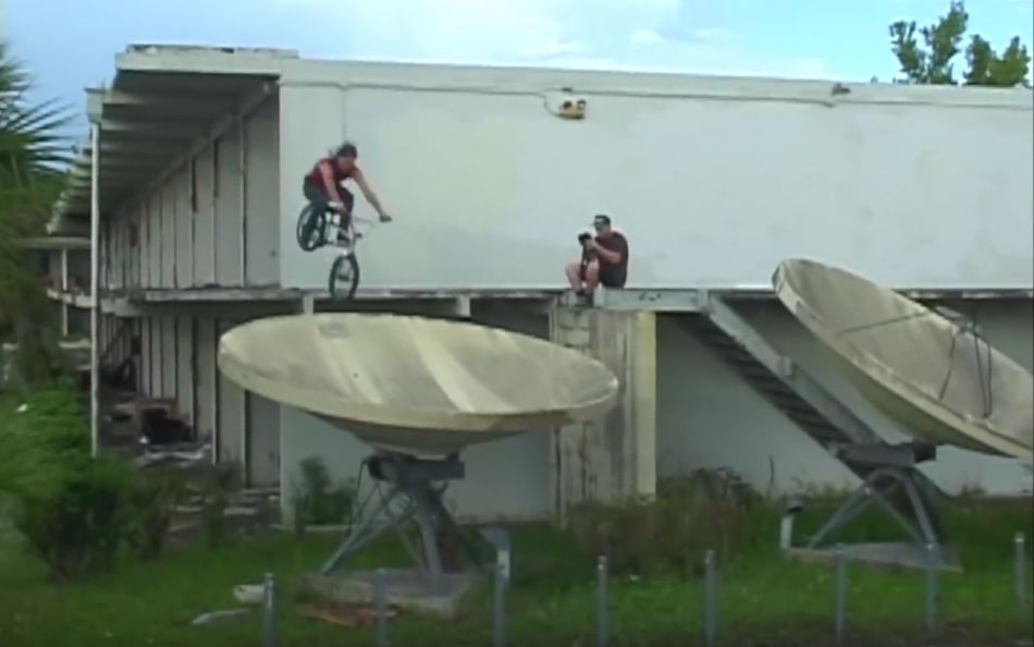 COLT FAKE RIDES FLORIDA'S MOST INSANE ROOF SPOTS!