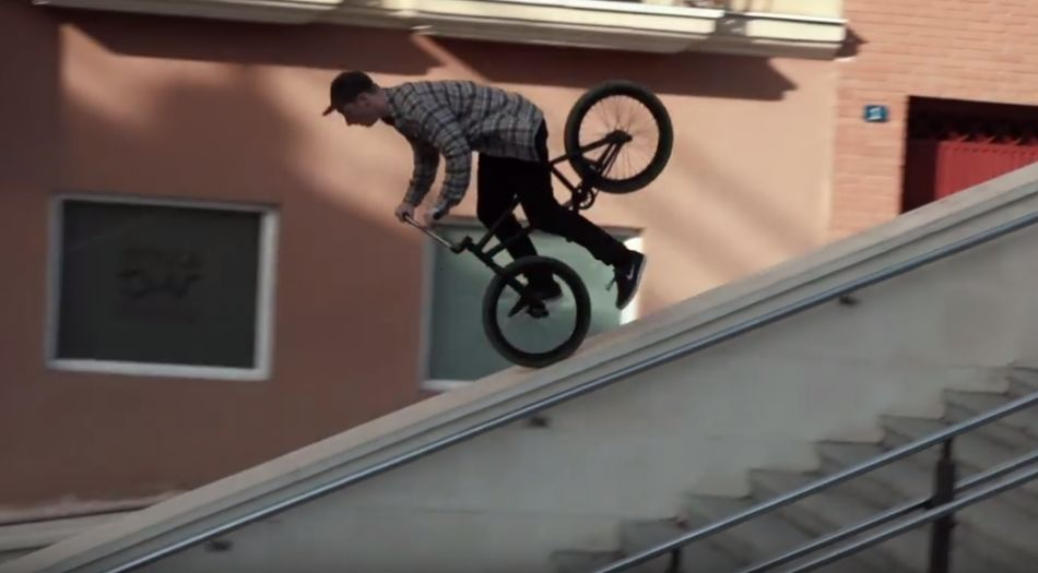 MIND MELTERS FROM BSD'S SAM JONES! (BMX)
