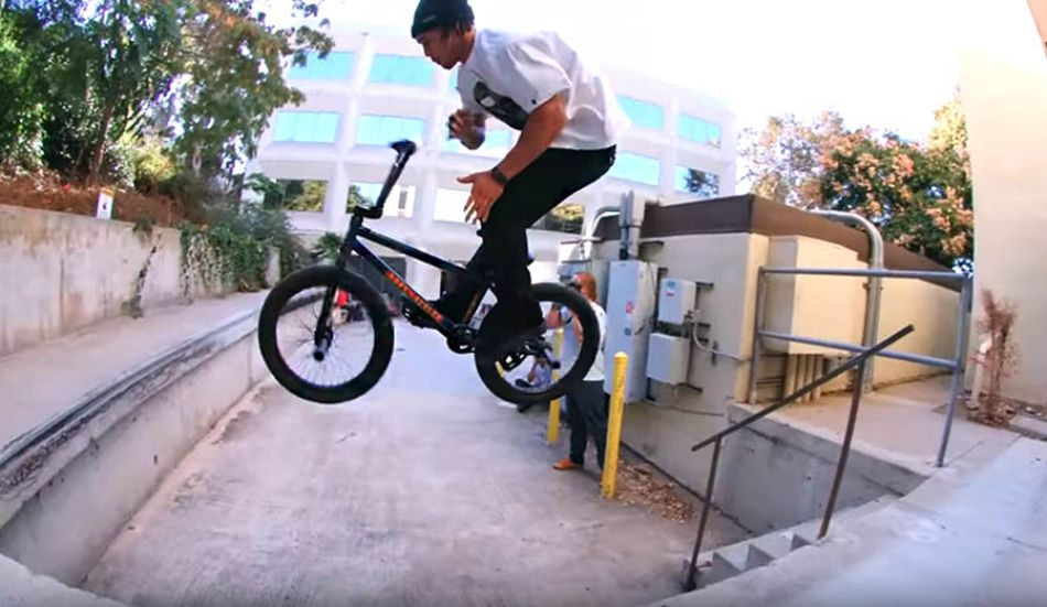 Chad Kerley & Mike Gray - Drop The Pin by Our BMX