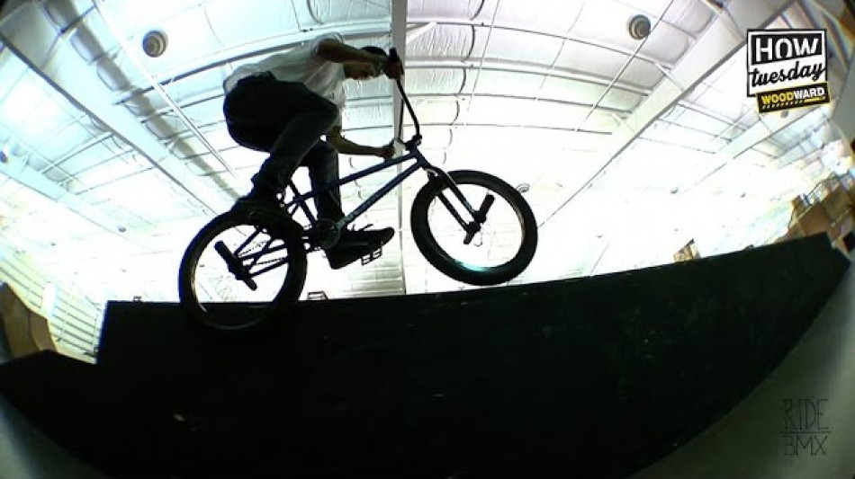 BMX: How-to - Feeble hop-up manuals w/ Jacob Cable by Ride