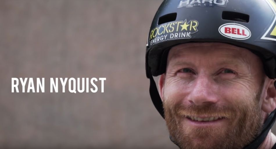 Ryan Nyquist Sets Sights on 2020 Olympics - Bell Helmets by Vital BMX