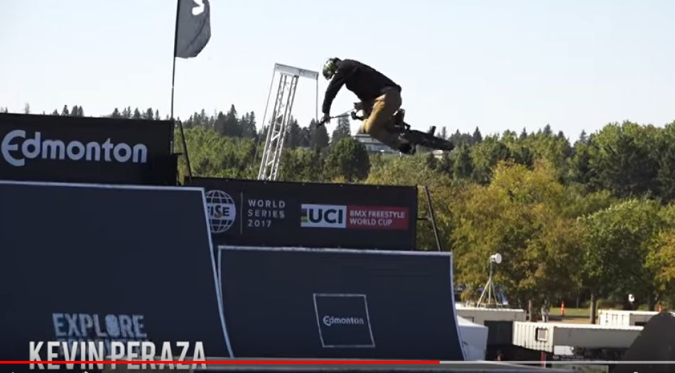 Final Highlights at FISE: Edmonton - Peraza, Dhers, Martin, Sandoval. By Vital BMX