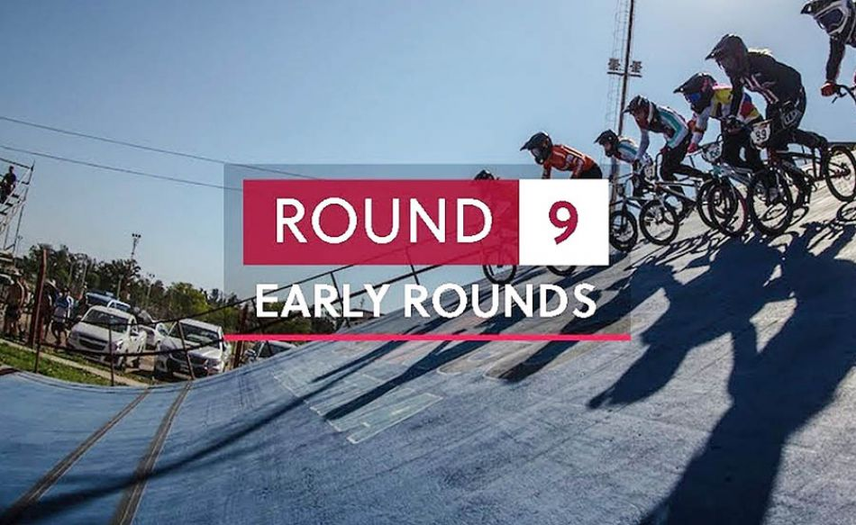 UCI BMX SX WC SDE, Argentina LIVE - RD9 - Early Rounds 1 by bmxlivetv