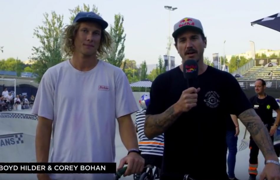 BMX Brakes vs Brakeless| Bike Check with Corey Bohan & Boyd Hilder by Red Bull Bike