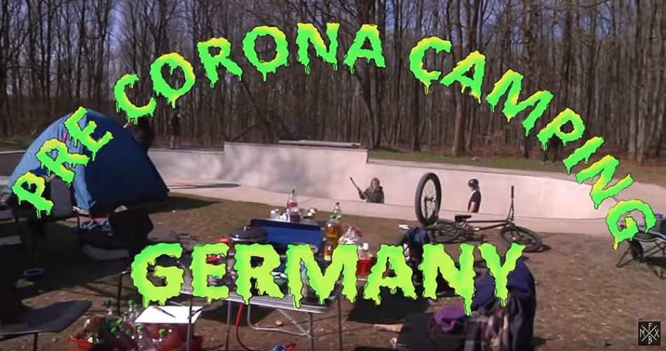 Pre-Coronacation: Germany Roadtrip with Paul Thölen & Friends by freedombmx