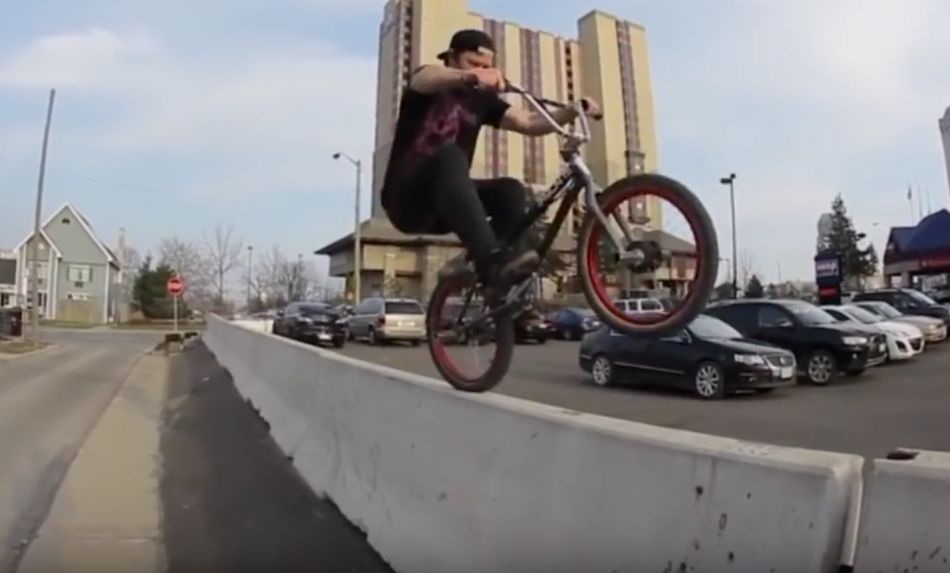 Chris Orbell - FU666 by BMXFU