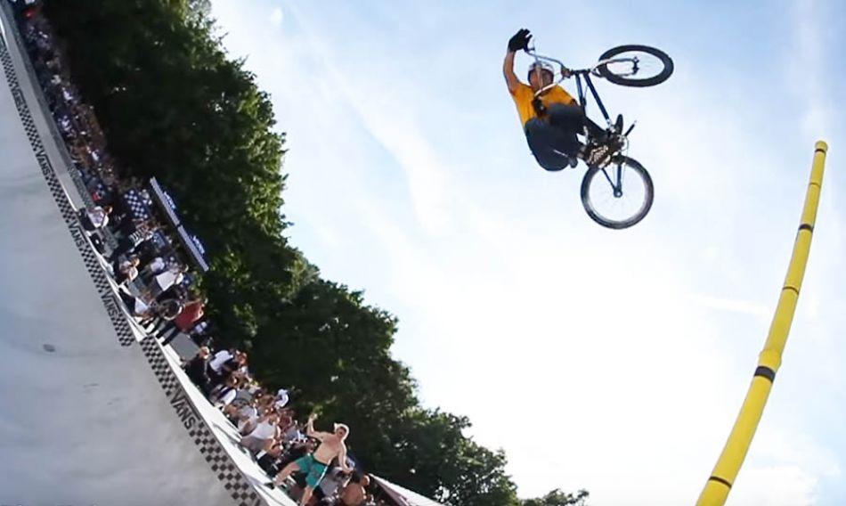 The best VANS BMX Pro Cup ever?! by freedombmx