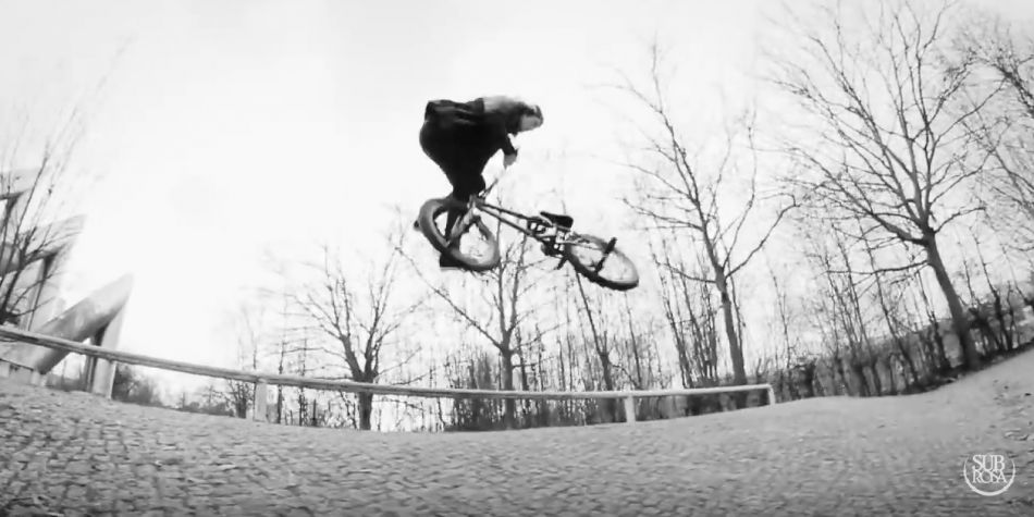 Freedom BMX Nominated video: Mo Nussbaumer - Welcome To The Family by Subrosa Brand