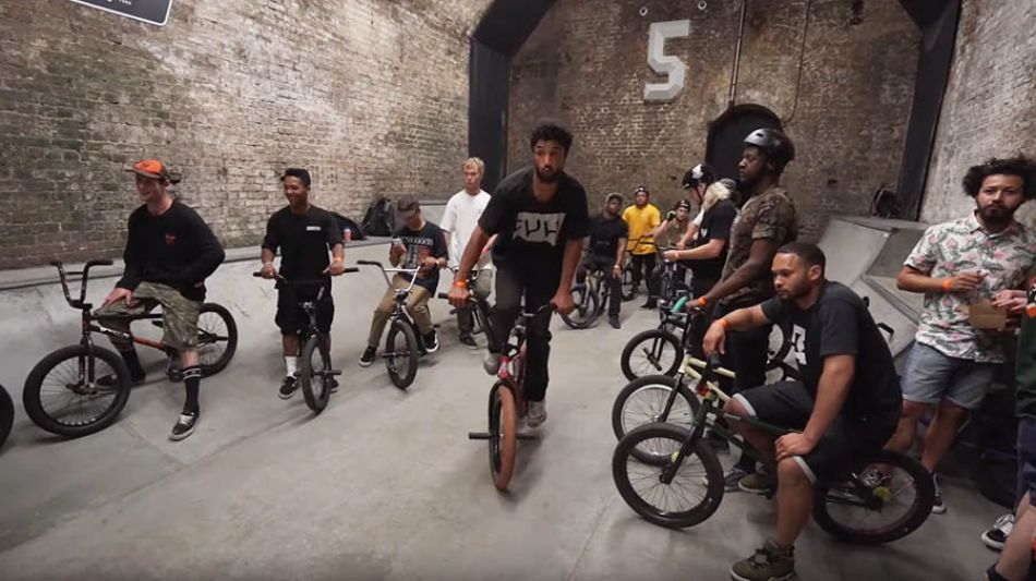 Federal Bikes - FTS Premiere @ House of Vans London