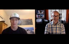 The Real Influencers Project with special guest Olympic Gold Medalist Connor Fields