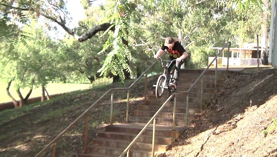 Mitch Morris Local Bmx 2017 from Local BMX