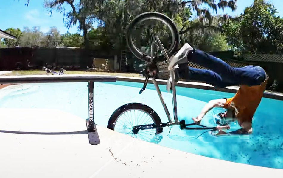 Game Of Bike Over FaceTime 1,000 Miles Away From Each Other! by Scotty Cranmer