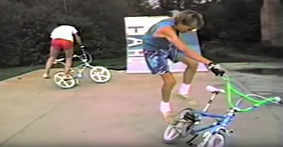 BMX in the 80's. By mrsa101
