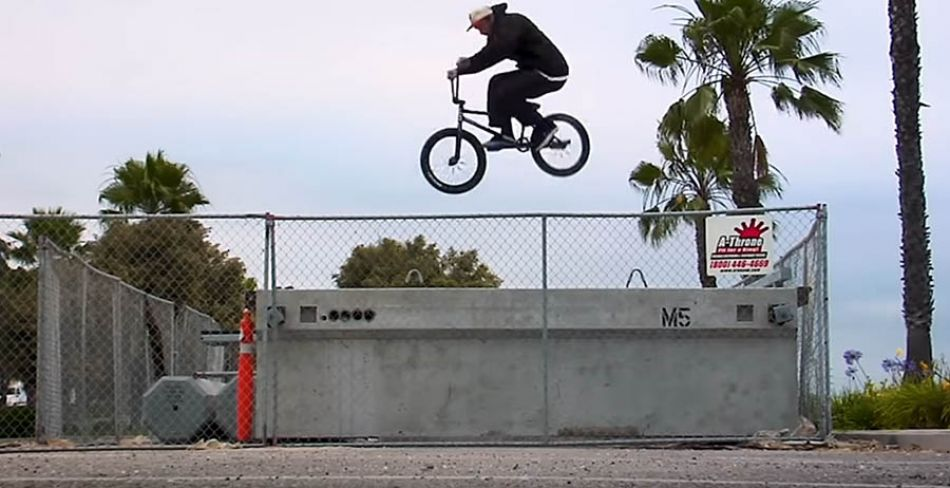 Headlights: A Ride BMX Film - Full Part feat. Broc Raiford by Echoboom Sports