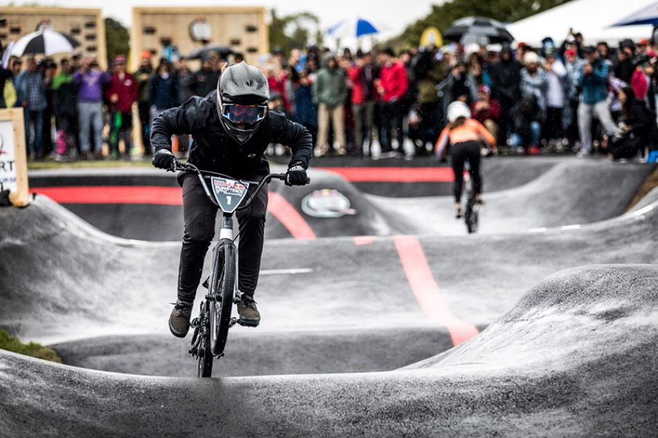 Red Bull Pump Track Championship - World Final Highlights by Velosolutions