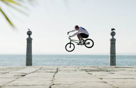 Red Bull UCI Pump Track World Championships Lisbon CityTour by Velosolutions