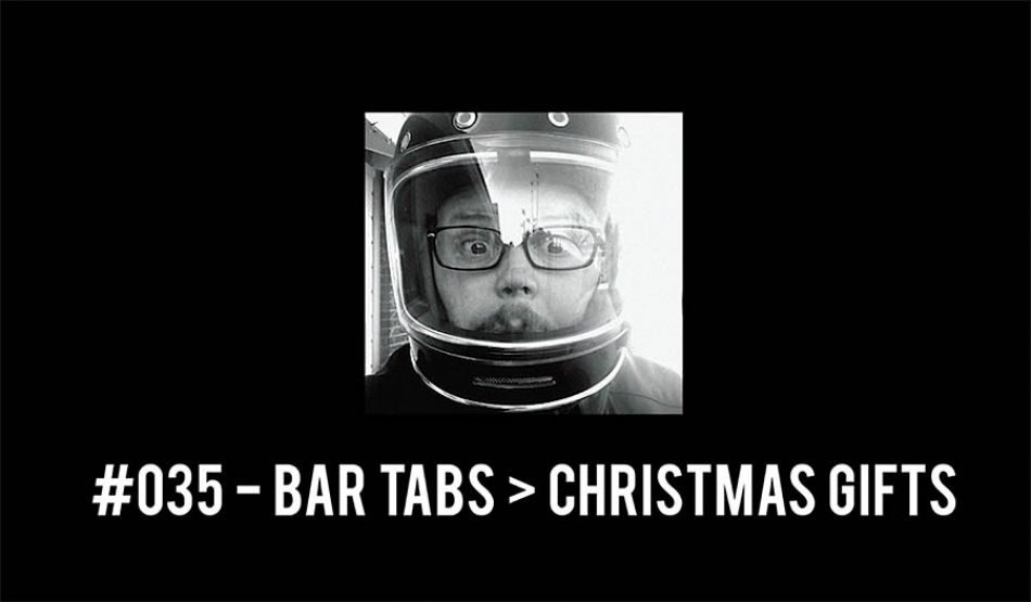 #035 - Bar Tabs over Christmas Gifts / The Rollback: a BMX Podcast