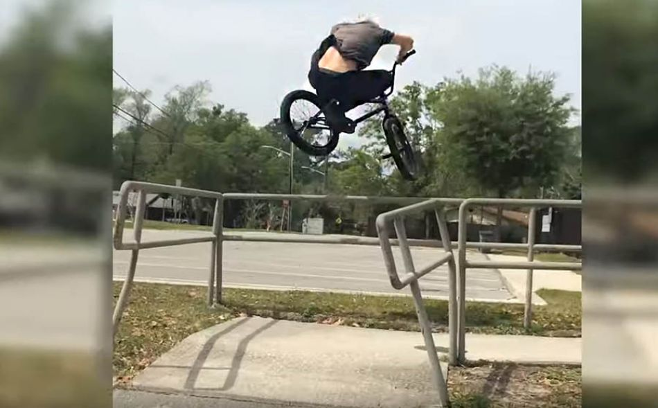 "S&M BMX - Dave Krone ""back on it"""