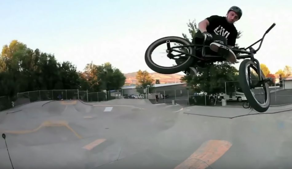 VANS BMX - A Decade With Ben Hennon