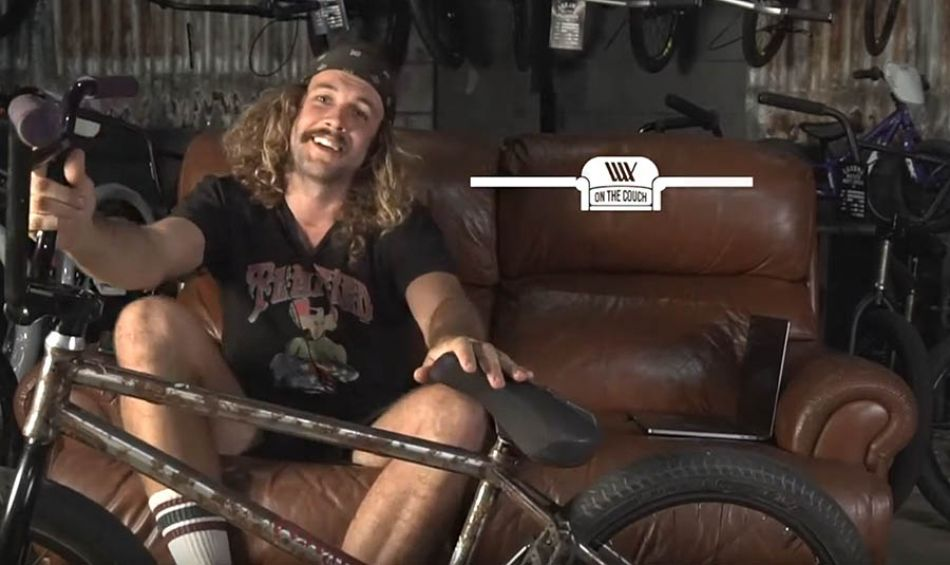 On The Couch- Wilton Hedley by LUXBMX