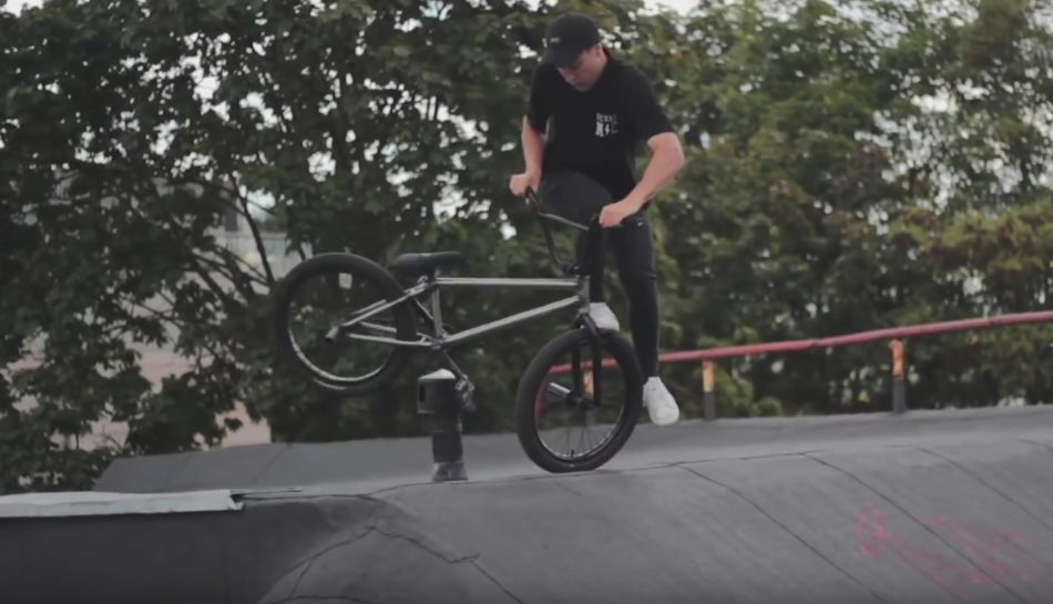 JESSE LE SOMMER - LITHUANIAN DAYS (Dickies Life)