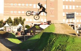 Bangers in Vegas - Best Trick Highlights from Toyota Triple Challenge by Vital BMX