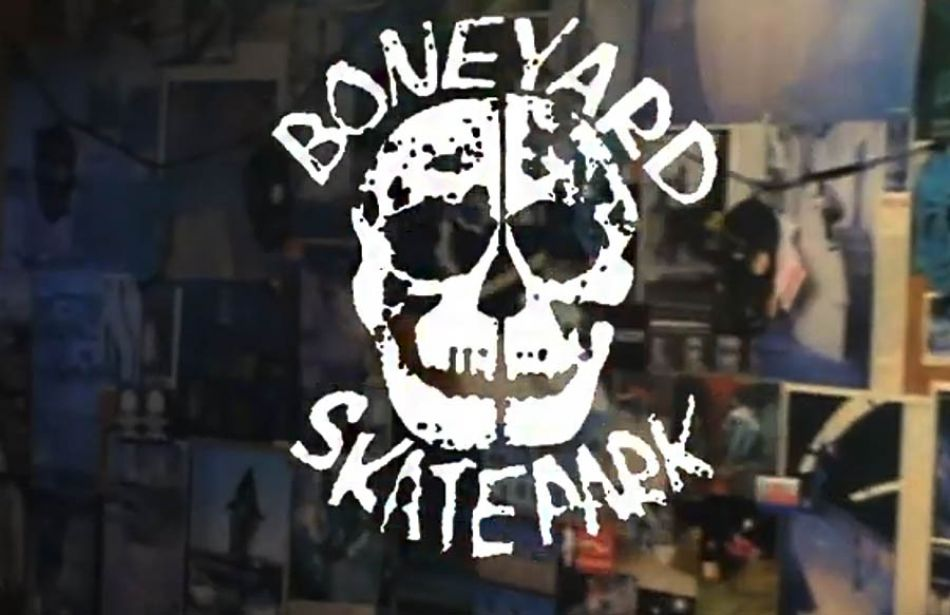 Boneyard skatepark and Morbpushers by MORBPUSHERS