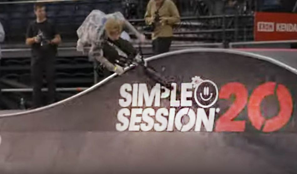 STREET QUALIFYING - TOP 20 RUNS - SIMPLE SESSION 2020 by Our BMX
