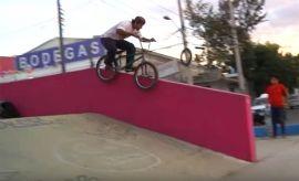 "DIG LOCALS - Angel ""Chango"" López Gaytán - MEXCO CITY BMX"