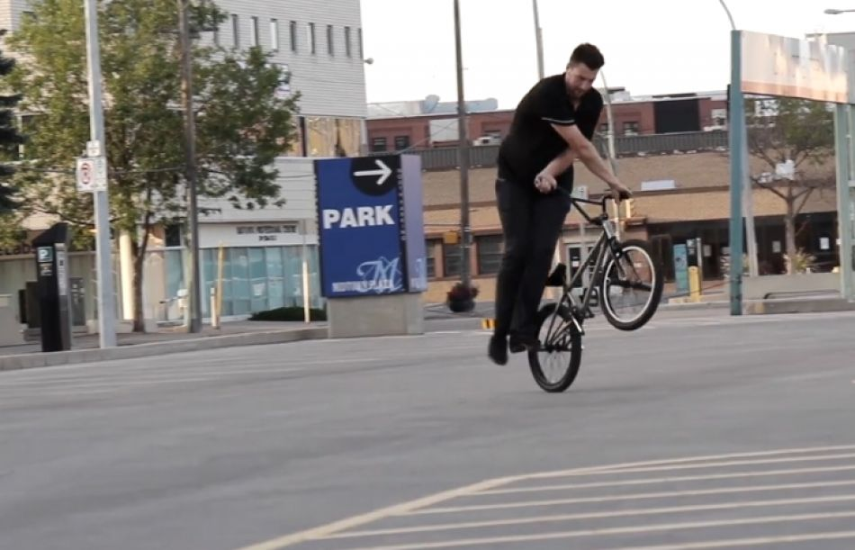 PETER OLSEN - RITUAL by HERESY BMX