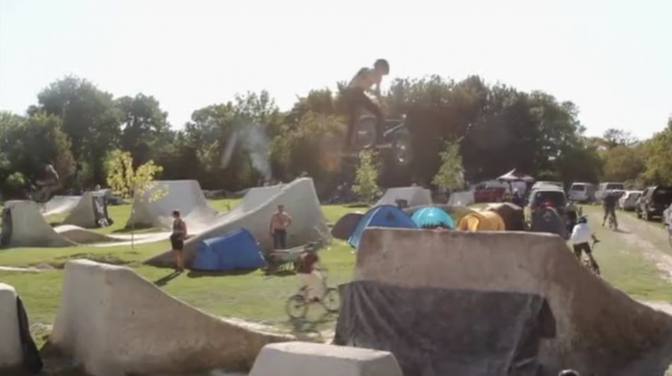 Woodyard Jam 2017 by getabmx.co.uk