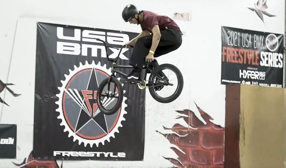 2021 USA BMX Freestyle Series - Stop 1 Highlights by Vital BMX