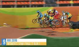 10 BEST sprint finishes in BMX racing! by Olympics
