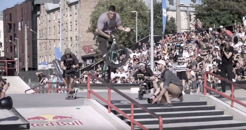 Simple Summer Session 2018 BMX Street Highlights by kunstform BMX Shop & Mailorder