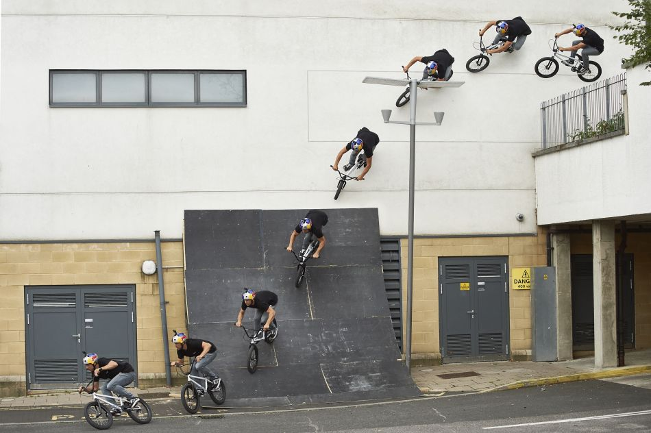 JUMPING OFF BRIDGES ON BMX The Story Behind 'Walls' by tall order bmx