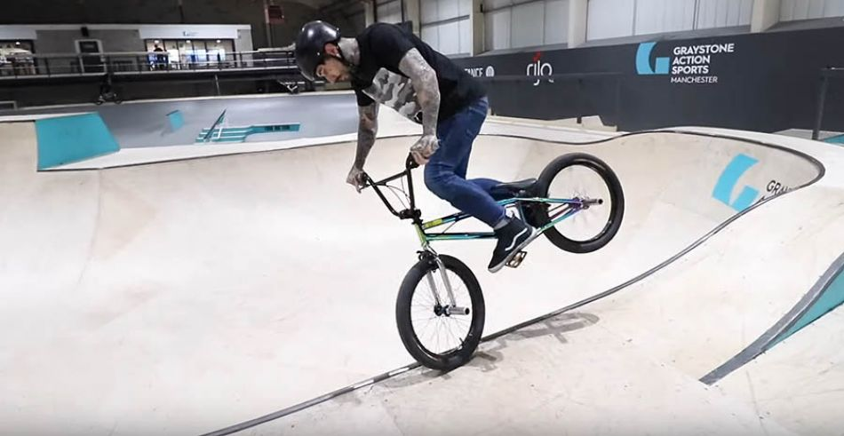 THE ULTIMATE BMX FRONT BRAKE SESSION! by Harry Main