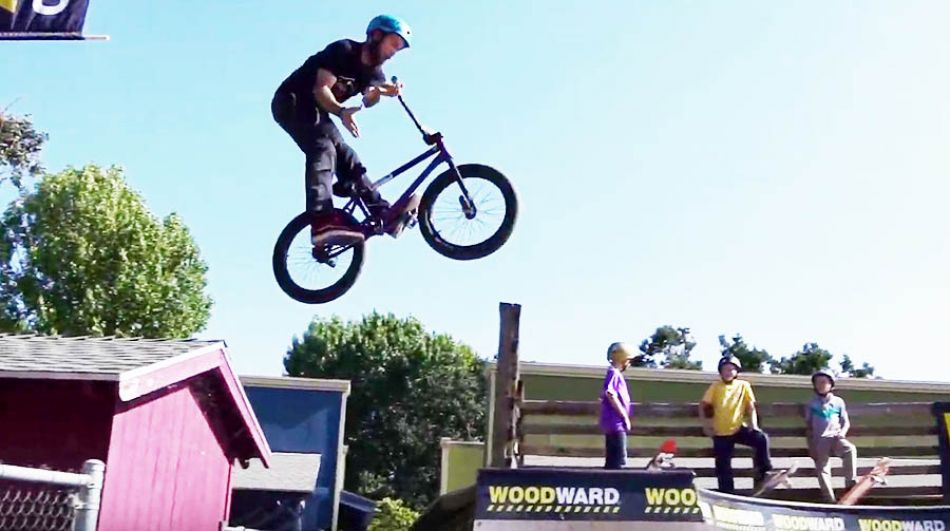 Dakota Bratt- Not your average Woodward video