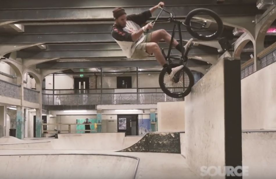 SOURCE PARK LOCK IN | TREY JONES by Source BMX