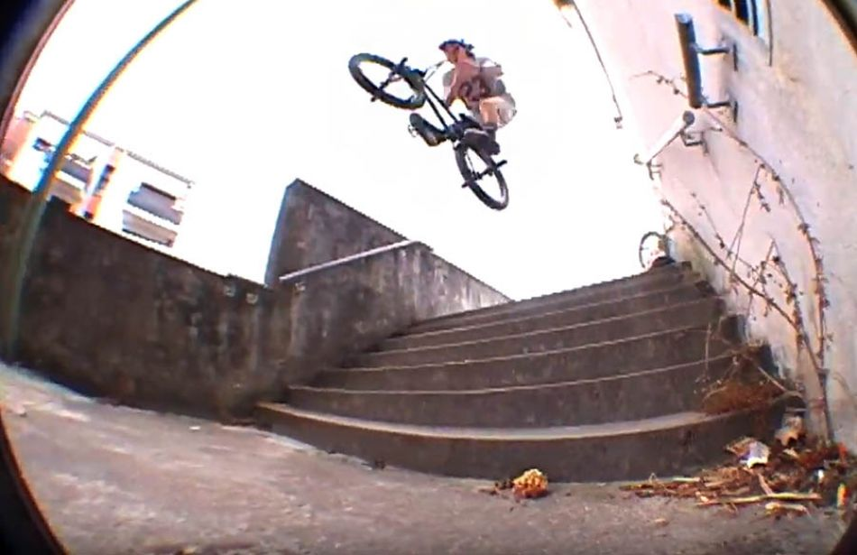 FRED LAJOINIE - FEDERAL BIKES x MANUAL BMX by MANUAL BMX STORE