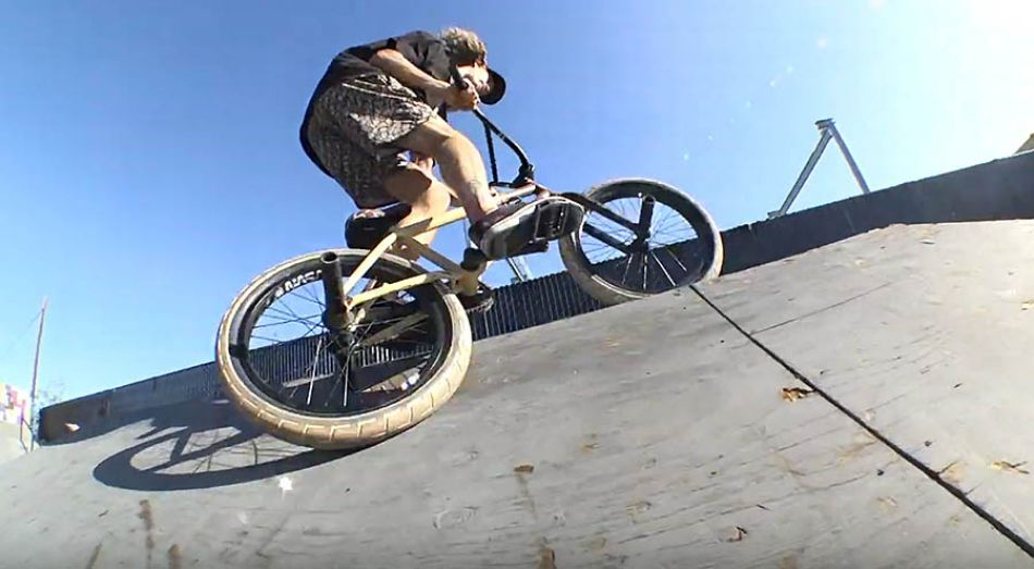 REED STARK AND DENIM COX | BSD at Full Factory | BMX