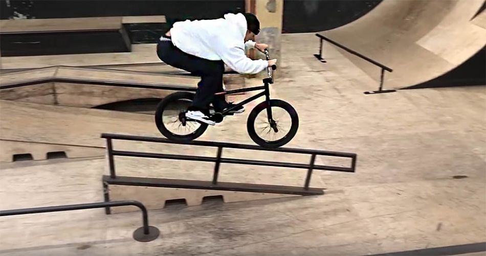 In The Cut: Lewis Mills - Source Lock In - DIG BMX
