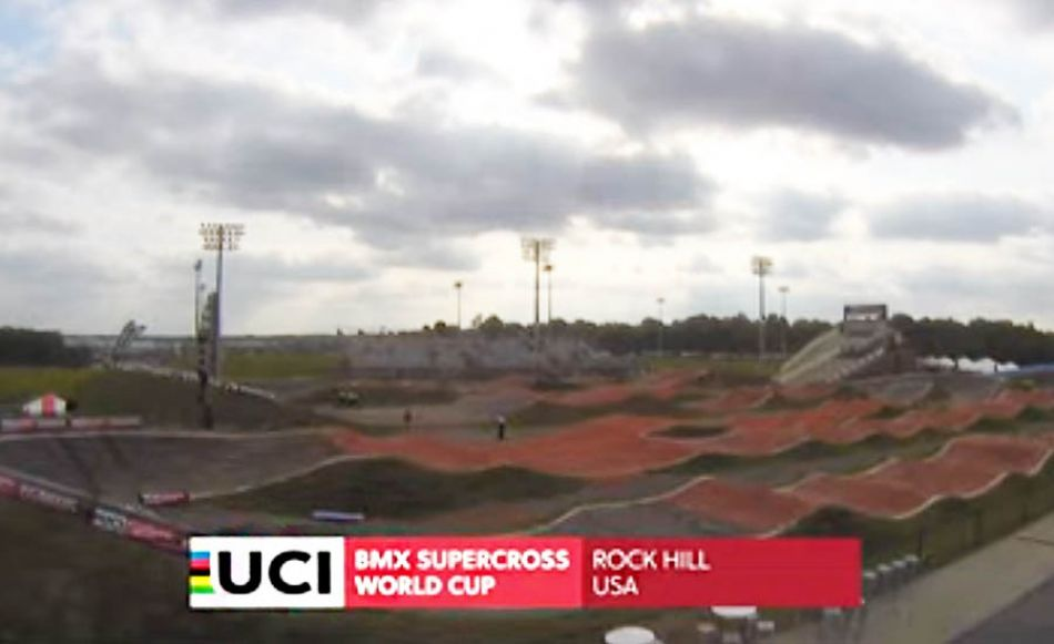 2019: Rock Hill LIVE - Round 8 - UCI BMX SX - Day 2 by bmxlivetv