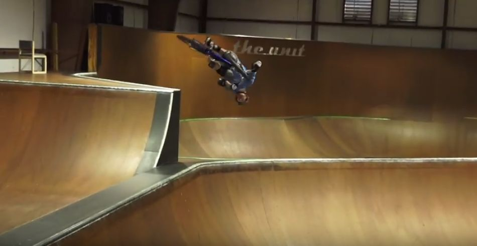 Ryan Nyquist Returns to The Unit by Vital BMX