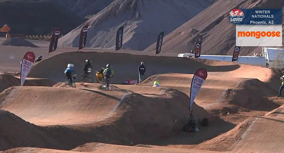 Live now: 2021 USA BMX Winter Nationals Day 3