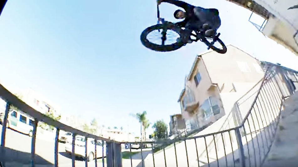 JEROME ODESA | Odyssey BMX - At Ease