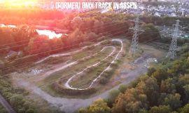 Riding an Abandoned BMX Track! by Niek Kimmann